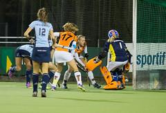 PA311326a (roel.ubels) Tags: hockey sport oz zwart laren oranje fieldhockey 2014 hoofdklasse