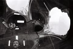 ANİ (-Abdik-) Tags: blackandwhite film analog canon turkey doubleexposure 35mmfilm historical 24mm ani ilford tripleexposure ftb harabe 50iso kars canonftb panf50 flickrandroidapp:filter=none