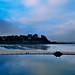 Winter reflection in Dinard