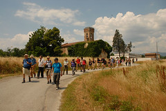Da Lucca ad Altopascio