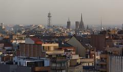 Rooftops, Barcelona, Spain (maxunterwegs) Tags: barcelona espaa spain espanha cityscape catalonia catalunya espagne catalua spanien barcelone katalonien catalogne catalunha