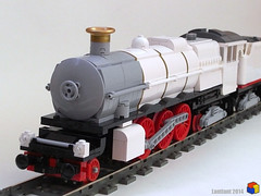 Gozos05-04b (lantlant) Tags: male train hungary lego loco steam locomotive magyar moc vonat frfi gzs gzmozdony lantlant