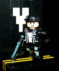 LEGO VENOM SOLDIER (Keaton FillyDing) Tags: trooper cat soldier kat lego scene figure minifig custom vector venom minifigure moc brickarms eclipsegraphx