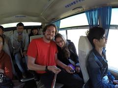 Photo de 14h - En route pour Shaxi - 02.11.2014