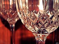 Sparkling Glass - Copa refulxente (N.Pz) Tags: light glass sparkle copa brillo destello
