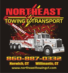"Northeast Towing and Transport - Norwich, CT and Willimantic, CT • <a style=""font-size:0.8em;"" href=""http://www.flickr.com/photos/39998102@N07/15764554240/"" target=""_blank"">View on Flickr</a>"
