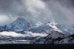 (maelstrom*) Tags: winter mountains norway clouds landscape norge lofoten maelstrom vesterlen raftsund raftsundet canoneos600d