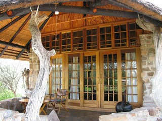 Botswana Hunting Safari Lodge 1