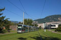 140818_Grenoble_023 (rainerspath) Tags: france grenoble frankreich trolley tag tram alstom trams tramway isre rhnealpes strasenbahn saintmartindhres lisre citadis402 smitag condillacuniversits