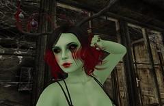 Horrorfestive 2014 For Munchflower Zaius (Vylna Daviau) Tags: festive mesh ps sl secondlife dp horror nomine squeek pandemonium fission ehlersdanlos munchflowerzaius horrorfestive