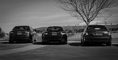 The Three Amigos (liggett.hunter) Tags: original sunset blackandwhite money detail art beautiful beauty car sport race racecar speed wow photography drive photo crazy cool nice italian automobile pretty european power photoshoot gorgeous awesome low rich wing performance dramatic fast grand automotive racing special exotic elegant expensive quick powerful loud luxury rare supercar maserati edit sportscar wealth horsepower classy detailed granturismo carphotography fastcar quattroporte tuned ondisplay sophistication lightweight ultrarare automotivephotography