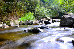 Smooth Water (Jawor_Photography) Tags: longexposure nature water forest river landscape island hawaii rocks waves smooth maui sparkle iao jungle valley blend iaoriver jaworphotography ianovalley