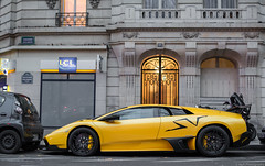 Lamborghini Murcielago LP670-4 SV. (JayRao) Tags: november paris france nikon lamborghini supercar sv murcielago 2014 jayr d610 superveloce lp670