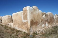 Adobe Ruins (lars hammar) Tags: arizona bowie nationalpark ruins fort adobe fortbowie