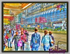 Hong Kong >>> Street scene (tiokliaw) Tags: world city blue friends people reflection building travelling beautiful beauty digital photoshop buildings wonderful island hongkong interesting fantastic nikon scenery holidays colours exercise photos earth expression object awesome perspective images explore walkway winner greatshot imagination sensational digitalcamera greetings colourful discovery hdr finest overview creations excellence infocus addon highquality inyoureyes teamworks digitalcameraclub supershot hellobuddy inyoureye mywinners worldbest anawesomeshot colorphotoaward aplusphoto flickraward almostanything goldstaraward thebestofday flickrlovers sensationalcreations blinkagain burtalshot
