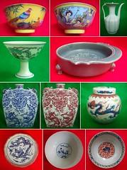 11 件重要又稀少之中國瓷器 11 Important and Rare Chinese Ceramics