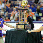 Palmetto Bowl Trophy Presentation - 2014 Photos