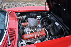 """1966 Corvette Sting Ray • <a style=""""font-size:0.8em;"""" href=""""http://www.flickr.com/photos/85572005@N00/16080787505/"""" target=""""_blank"""">View on Flickr</a>"""