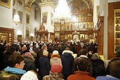 17. Праздник Богоявления в Святогорской Лавре