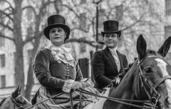 Amazones in London (SkyBlue Photography Pro) Tags: new ladies horse london lady day year parade engeland londen amazone nydp verenigdkoninkrijk