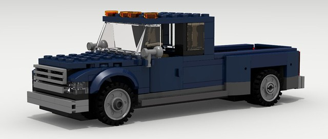 auto city classic cars car wheel club digital america truck vintage big power lego diesel pov designer cab rear pickup american rig legos download dodge extended dual 1994 ram 1990s dropbox povray 3500 dually ldd lxf dualrearwheel