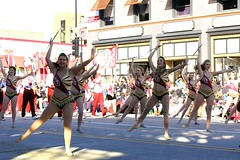 Florida State University - SEMINOLES (Prayitno / Thank you for (11 millions +) views) Tags: california ca girls roses cute sexy college girl beautiful beauty rose football acc university pretty state florida young fsu seminoles band parade tournament blond blonde marching cheer leaders pasadena majorette brunette 2015 konomark