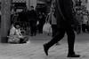 Homeless (boczeradriennphotography) Tags: white black men monochrome work outside miskolc homeles szinva