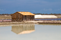 (DeepSane) Tags: brazil brasil salinas cabana shack tibau riograndedonorte saltevaporationpond