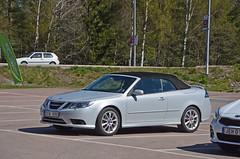 Saab 9-3 Convertible (saabrobz) Tags: convertible 93 saab