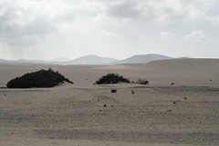 sand and hills (maulbeerbaum) Tags: mountains silhouette clouds landscape sand empty dunes fuerteventura sable paisaje hills berge weite dunas montaas wast dnen colinas fuerte wastness