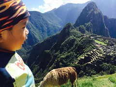 Machu-Picchu-Nadia-en-Cancun14 (Nadia en Cancn) Tags: machu picchu de per machupicchu sitio arqueolgico