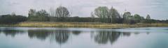 That bank (andrey.senov) Tags: sky panorama clouds river spring russia may bayou province volga     kostroma    50faves