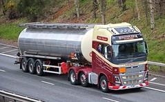 VOLVO FH 750 - WILLIAM NICOL Tankers Aberdeen (scotrailm 63A) Tags: trucks tankers lorries