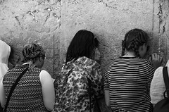Proximity (Ava R.) Tags: travel blackandwhite detail portraits religious israel photographer jerusalem prayer religion praying diversity photograph jew jewish jews promisedland holyland oldcity detailed westernwall wailingwall kotel thekotel