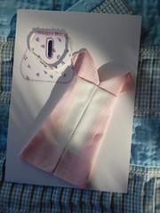 (Landanna) Tags: paperart design embroidery borduren broderi bullionknot embroideryonpaper hankiedress bordurenoppapier broderippapir buttonholeknot