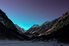 Cold and Magic (Leona Gorden) Tags: snow ice landscape outside frozen mood russia outdoor caucasus tranquil alania winterscape kchr teberda leonagorden