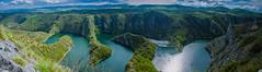 Uvac panorama/   (milos_dumic) Tags: panorama serbia srbija uvac