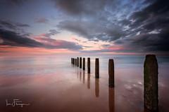 South Beach ( Ian Flanagan) Tags: longexposure seascape landscape groynes leelittlestopper