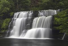 Waterfall of the Fuller (Martyn.Smith.) Tags: water wales creek river landscape photo flickr image cymru waterfalls afon ystradfellte scwd sgwdyrpannwr