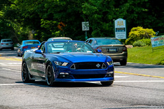 2015 Ford Mustang GT Convertible (Rivitography) Tags: blue newyork ford canon gm convertible exotic american customized mustang t3 gt custom lightroom widebody generalmotors 2016 2015 crossriver rivitography hfh8654
