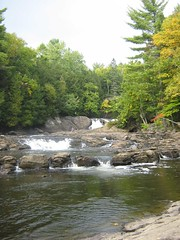 22 Septembre 2007 - 34 - Fin (Patrick Limoges) Tags: waterfall quebec