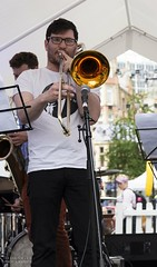 Manchester 2016 (Ollie Smith Photography) Tags: music manchester nikon live band may jazz instrument brass citycentre lightroom sigma1750 d7200