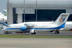 2016-06-16 CGK PK-BRF (Paul-H100) Tags: 20160616 cgk pkbrf bae 146 aviastar mandiri