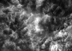Angry Skies (NatureFreak07) Tags: summer bw storm weather clouds contrast blackwhite stormy angry rainstorm thunderstorm naturefreak07 hnainphotography