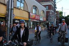 Polka Ride 16 (RZaichkowski) Tags: toronto june parkdale queenstreet 2016 ward14 biketo polkaride cycletoronto canonrebelt5