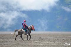 Tenggerese, Bromo, Indonesia (jackritsinghanutta) Tags: morning sunrise volcano java east ash bromo semeru mtsemeru mtwidodaren