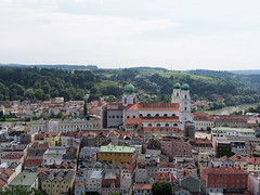 P5280467 (photos-by-sherm) Tags: museum germany spring high panoramic views fortifications defensive veste hilltop passau oberhaus