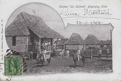 Colonia Luciana Yaguajay Cuba 1902 (lezumbalaberenjena) Tags: yaguajay sancti spiritus cuba vintage vieja viejas old antiguas lezumbalaberenjena