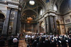 Pontifical Vespers (Lawrence OP) Tags: london oratory vespers pontifical 2016 5july sacraliturgia