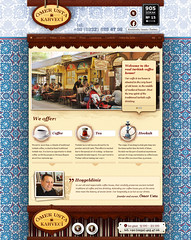 Turkish Cafe (Schatz_the_Rabbit) Tags: restaurant design site cafe web page turkish kahve izmir evi trk restoran   lokanta lokantas sayfa
